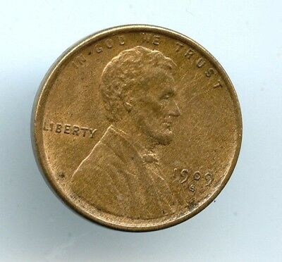 1909-S Lincoln Wheat Cent (BU)  LOOK AT PHOTOS!!