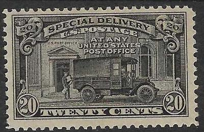 Scott E19 US Stamp 1951 20c Special Delivery MNH
