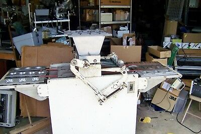 Triumph Magna Mixer Handy Cookie Dough Depositor with 10 Dies 115v ~ CHEAP SALE