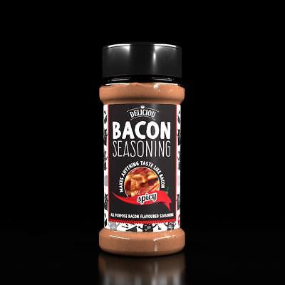 Spicy Bacon Seasoning  - Now from SIR BBQ