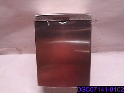 Bobrick Sanitary Napkin Receptacle B-270 Stainless Steel Trash Can Series E