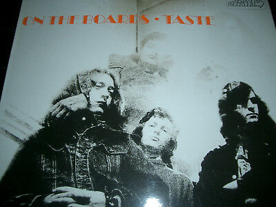 Taste - Rory Gallagher   -   On The Boards   Polydor 658 903   France    Vinyl
