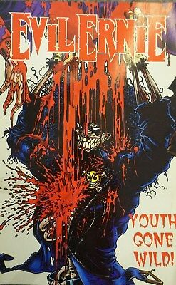 Evil Ernie - Youth Gone Wild - Chaos Comics - Brian Pulido - Mike Flippin