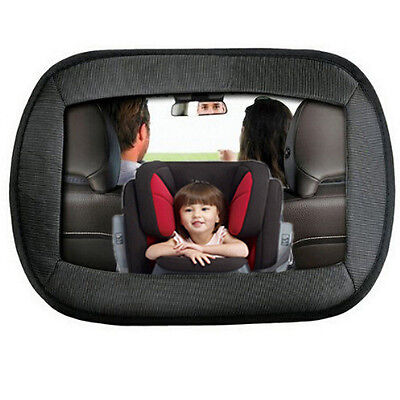Baby Child View Mirror For Rear Facing Car Seat Adjustable Safety Infant HY