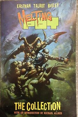 Melting Pot - The Collection - Eastman - Talbot - Bisley - Hardcover