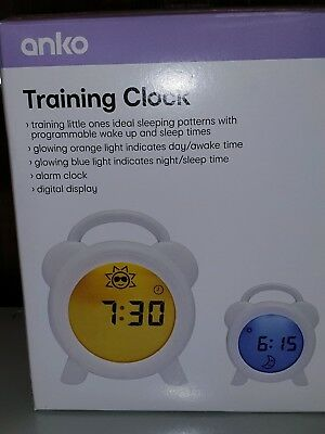 Baby Nursery Sleeper Timer Day and Night Light Free Postage
