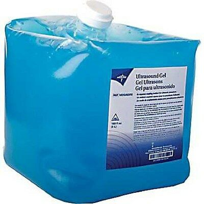 5 Liter Jug Ultrasound Transmission Gel Plus Bottle ( Aquasonic Replacement )