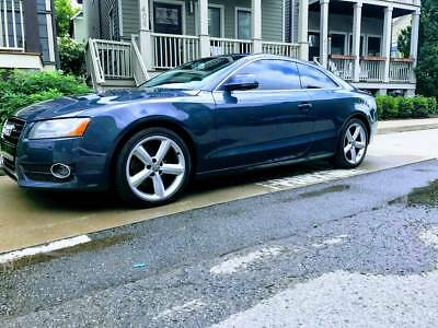 2009 Audi A5 S-line appearance package Audi A5 quattro 2009 Manual