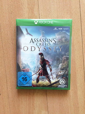 BESTES ANGEBOT *NEU OVP ***Assassin's Creed Odyssey*** Xbox One vom FAN :-)
