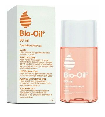 Bio-Oil Specialist Skincare Oil for stretch marks, ageing skin, 60ml