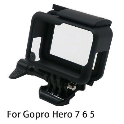 Protect Frame Case Cover & Lens Cap For Gopro Hero 7 /6 /5 Camera Accessories PC