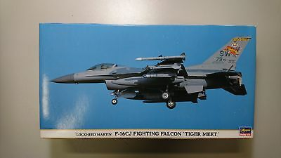 1:48 Hasegawa 09438 F-16CJ Fighting Falcon Tiger Meet