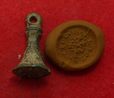 Medieval Bronze Seal