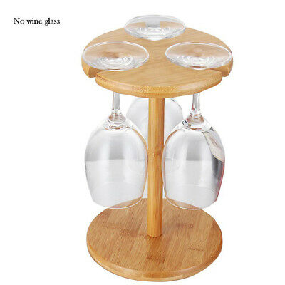 Wine Glass Racks Wooden European Style Wine Hanging Upside Down Cup Holder Jian