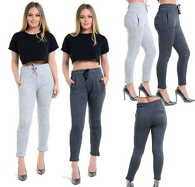 New Womens Ladies Tracksuit Bottoms Joggers Trousers Jogging Pants Lounge Wear