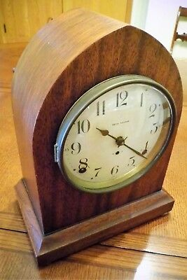 "Antique Seth Thomas ""Outlook No.2 - 1921""  Mantle Clock – Runs 8 Day Time/Strike"