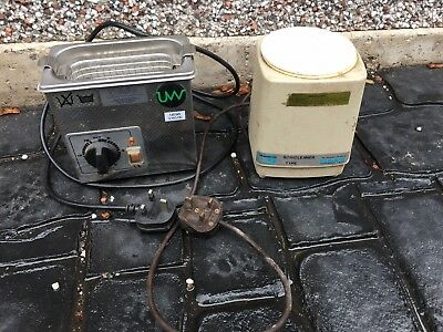 House Clearance Attic Find Electronic Laboratory Jewellery Cleaner