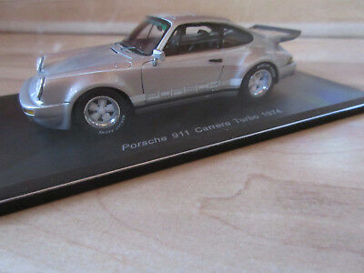 Spark: Porsche 911 Carrera Turbo 1974, 1:43, TOP