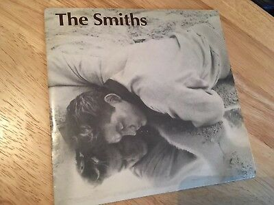 """The Smiths - This Charming Man - 1983 Rough Trade Debut 7"""" 45RPM - Pic-Sleeve"""