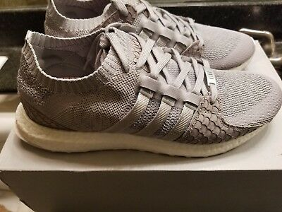 ADIDAS EQT SUPPORT Ultra Boost PK King Push Greyscale S76777 Sz 10.5 ... b5d9f117ce