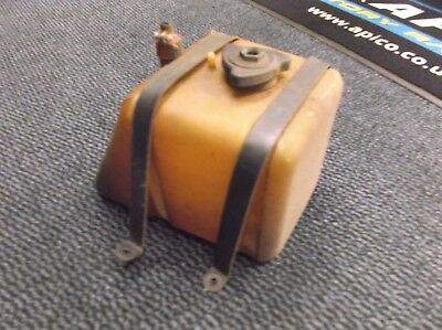 go kart classic/historic 100cc  fuel tank and fixing straps