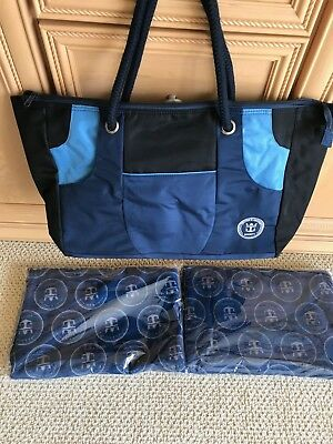 Royal Caribbean 2 Beach Towels and 2 Tote Bags New in Package