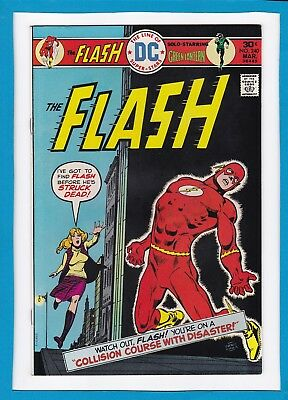 The Flash #240_March 1976_Very Fine/near Mint_Green Lantern_Bronze Age Dc!