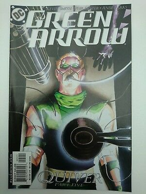 GREEN ARROW #5, 2001, FN/VF 7.0, Batman, by Kevin Smith, Phil Hester, Ande Parks