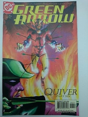GREEN ARROW #6, 2001, VF- 7.5, The Demon, Kevin Smith, Phil Hester, Ande Parks