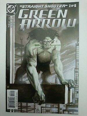 GREEN ARROW #27, 2003, FN/VF 7.0, monsters, Judd Winick, Phil Hester, Ande Parks