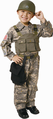 Boys Special Forces Military Halloween Costume 2T
