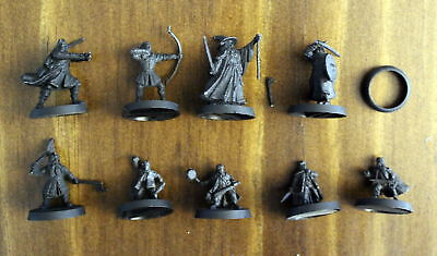 Lord of the Rings SBG Fellowship of the Ring Games Workshop plastic broken staff