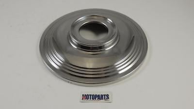 """Front Hub Cover 8"""" Triumph 1969-1970 Stainless (37-3460)"""