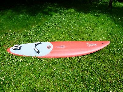 Windsurfboard Tiga Free S 263, 85 ltr, Trimmbox