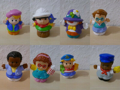 Fisher Price Little People Figuren - Menschen