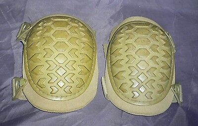 Australian Army Industrial Knee Pads All Terrain Cap Military Defence Surplus