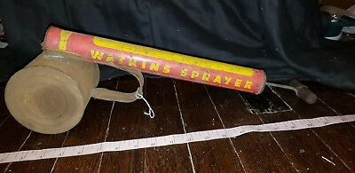 Large Spray Cow Bug Sprayer Duster Watkins RARE (#WT)