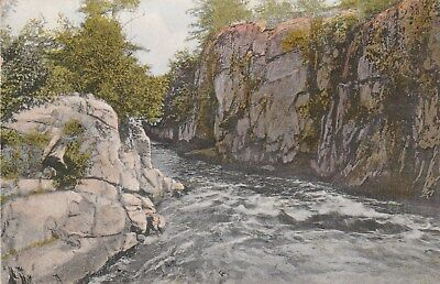 (R)  Shawano, WI - Menomonee Reservation - Dells of the Wolf River