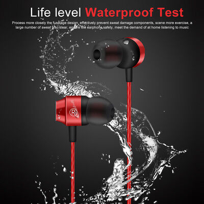 Magnet Wireless Bluetooth Sports Earphone Headset For iPhone Samsung/ BC