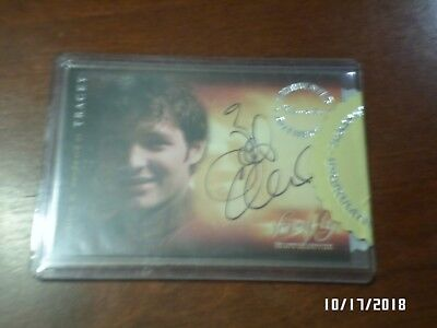 Autographed Signed Insert Card JONATHAN M. WOODWARD as Tracey in FIREFLY