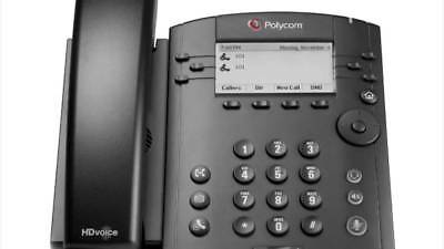 Polycom - VVX 300 VoIP Handset With Stand