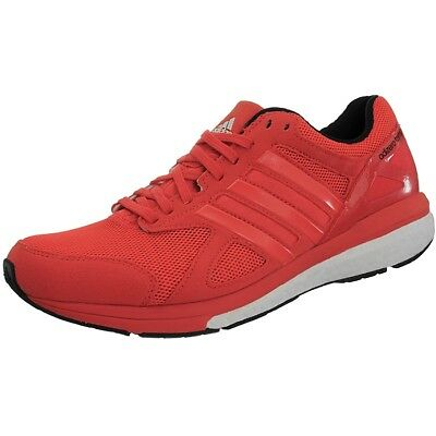 huge discount 2daee 37dcb Adidas adizero tempo 8 m red mens running shoes jogging shoes trainers NEW