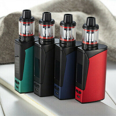 100W TC 3000mAh 6ML RDTA Electronic Pen E Vape1-Box Starter1 Kit