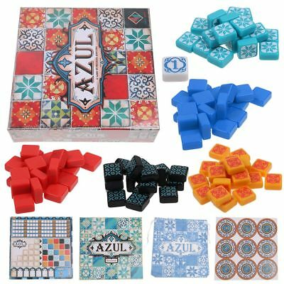 Azul Strategy Board Game from Plan B Games Sealed Tile Placement Gift New 2018