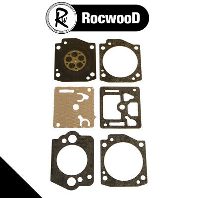 Carburettor Diaphragm Kit Fits Partner Husqvarna K750 K760 Cut Off Saw Pre 2013