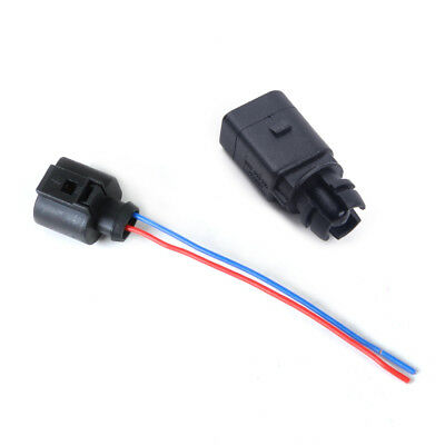 6RD820535+1J0973775A Outside Ambient Air Temperature 2-Pin Sensor for Audi VW