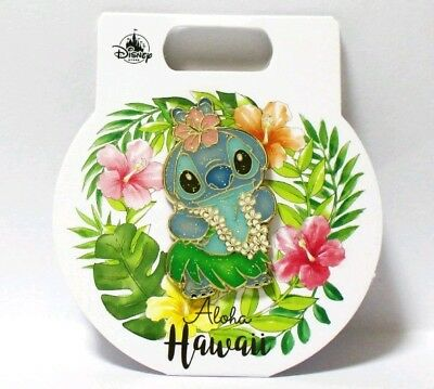 Stitch Day Limited Release Stitch Pin Disney store Japan Exclusive Tokyo pins