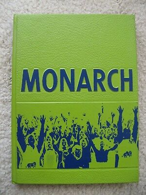 Lincoln High School Yearbook 1969 Monarch San Jose California CA Abraham HS