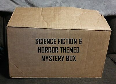 Science Fiction And Horror Themed Goodies Lot