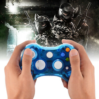 Wireless Gamepad Game Controller For Xbox 360 With Ergonomic Design AC1517